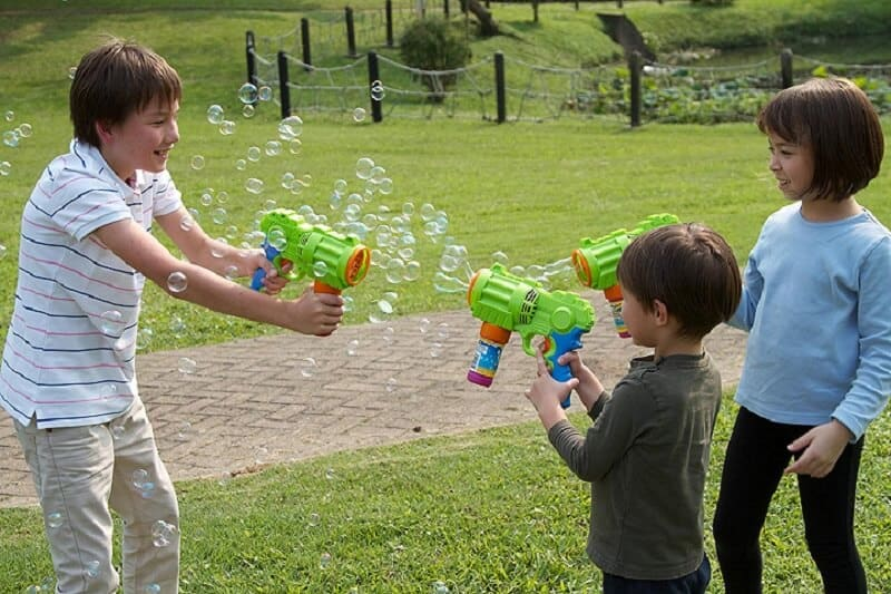 Best Bubble Gun Review – 2020